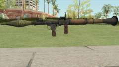 Rocket Launcher HQ para GTA San Andreas
