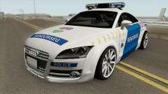 Audi TT Magyar Rendorseg para GTA San Andreas