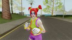 Peekaboo WIthout Mask From Fortnite para GTA San Andreas