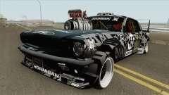 Ford Mustang 1965 Ken Block HQ para GTA San Andreas