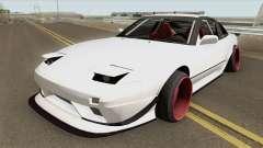 Nissan 240SX (MTA Tokyo Drift) para GTA San Andreas