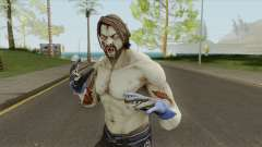AJ Styles Zombie para GTA San Andreas