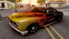 Cuban Hermes GTA VC para GTA San Andreas