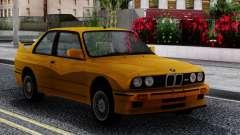 BMW M3 E30 Sport Evolution 1986
