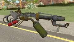 Flame Thrower HQ para GTA San Andreas