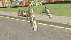 CSO FNP-45 Battle para GTA San Andreas