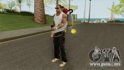 Jetpack (Fortnite) para GTA San Andreas