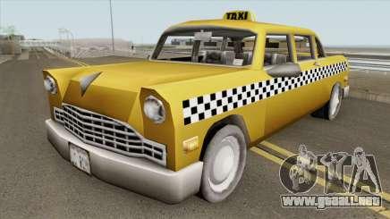 Cabbie GTA III para GTA San Andreas