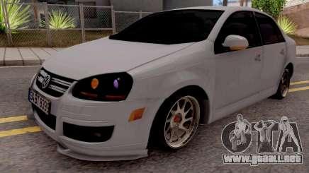 Volkswagen Passat Full Sistem para GTA San Andreas