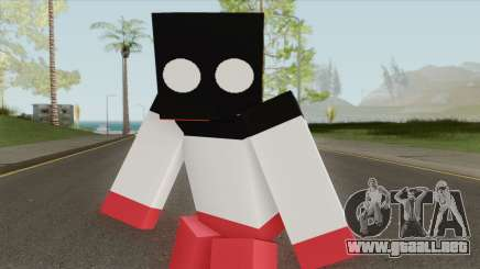 Reichtangle (Minecraft) Skin para GTA San Andreas