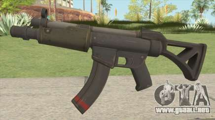 MP5 (Fortnite) para GTA San Andreas