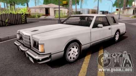 Virgo GTA VC para GTA San Andreas