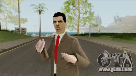 Mr Bean V2 para GTA San Andreas
