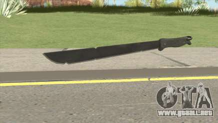 Machete (Fortnite) para GTA San Andreas