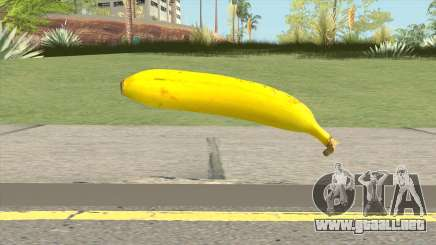 Banana para GTA San Andreas