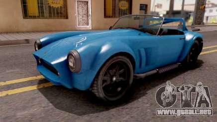 Declasse Mamba GTA V IVF Style para GTA San Andreas