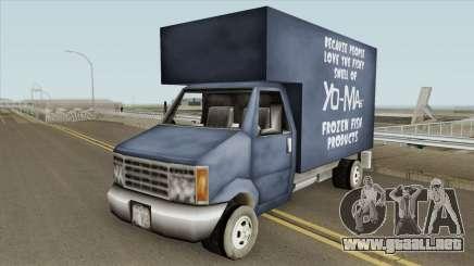 Mule GTA III para GTA San Andreas