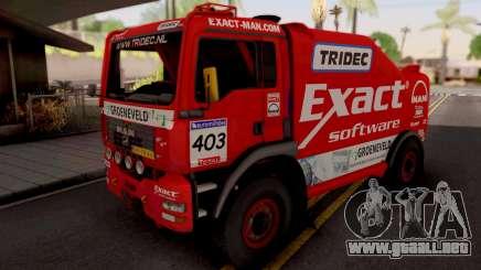 MAN TGA Dakar para GTA San Andreas