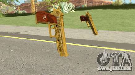 Hawk And Little Pistol (Luxury Finish) V1 GTA V para GTA San Andreas