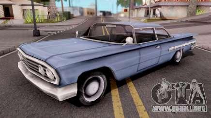 Voodoo GTA VC para GTA San Andreas