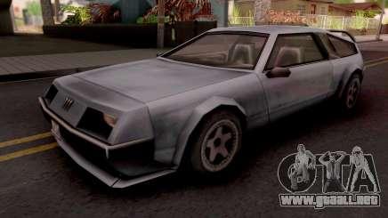 Deluxo GTA VC para GTA San Andreas