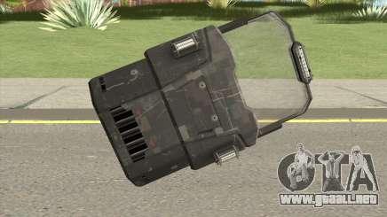 Assault Shield para GTA San Andreas