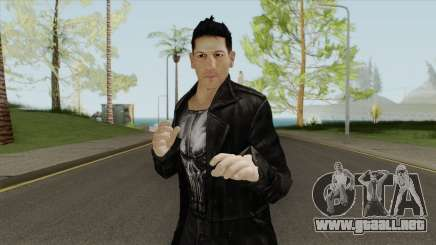 The Punisher Netflix Jon Bernthal Skin para GTA San Andreas