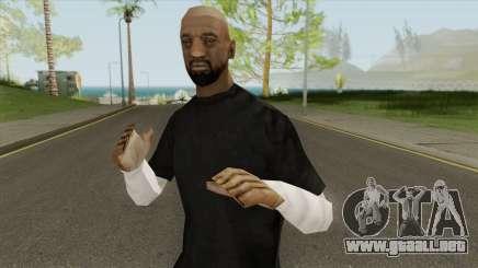Reginald Pitt para GTA San Andreas