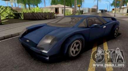 Infernus GTA VC para GTA San Andreas