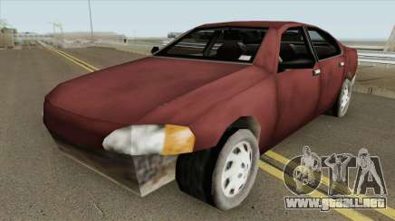 FBI Car GTA III para GTA San Andreas