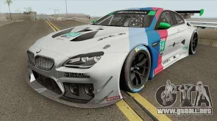 BMW M6 GT3 2018 para GTA San Andreas