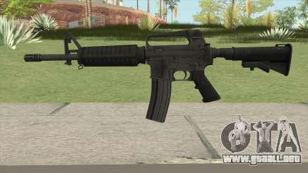 M4 V3 HQ para GTA San Andreas