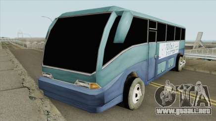 Coach GTA III LQ para GTA San Andreas