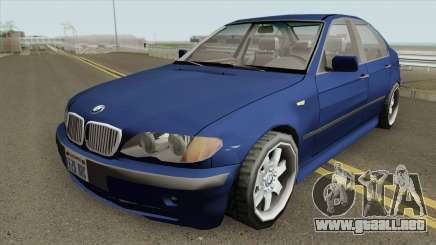 BMW 325i High Quality para GTA San Andreas