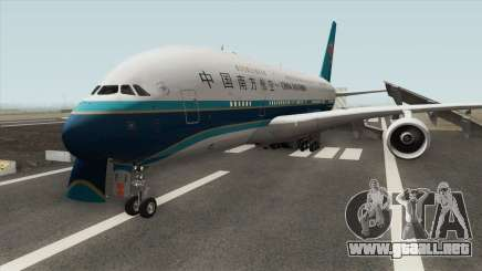 Airbus A380-841 (China Southern Airlines) para GTA San Andreas