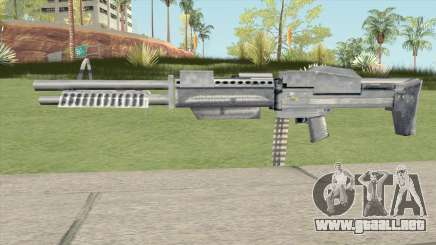 Machine Gun V1 (MGWP) para GTA San Andreas