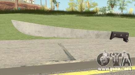 PAYDAY 2 El Verdugo para GTA San Andreas
