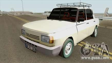 Wartburg 1.3 Limousine 1991 para GTA San Andreas