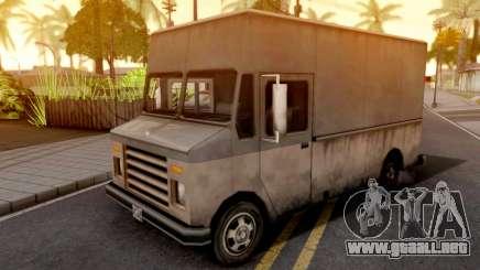 Boxville GTA VC para GTA San Andreas