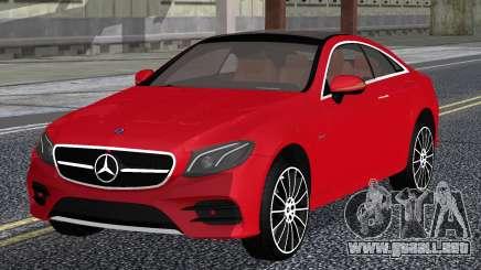 Mercedes-Benz E400 W213 Coupe para GTA San Andreas