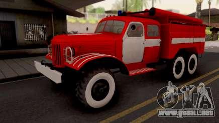 ZIL-157 Fuego para GTA San Andreas