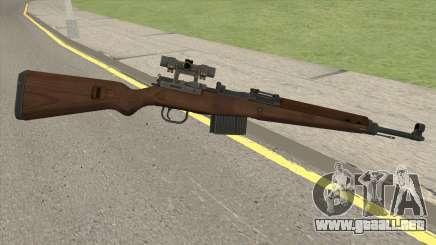 Gewehr-43 Sniper Rifle HQ para GTA San Andreas