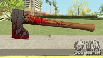 Hatchet (The Bloodiest) GTA V para GTA San Andreas