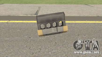 Galvaknuckles para GTA San Andreas