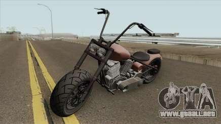 Zombie Estilo GTA TLaD para GTA San Andreas