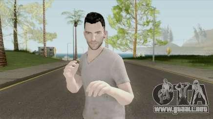 Adam Levine Skin para GTA San Andreas