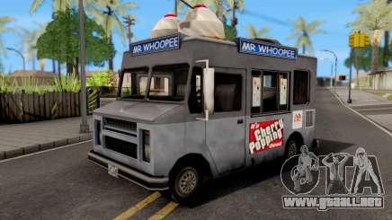 Mr. Whoopee GTA VC para GTA San Andreas