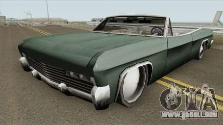 Blade Custom LQ para GTA San Andreas