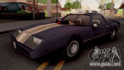 Phoenix GTA VC para GTA San Andreas