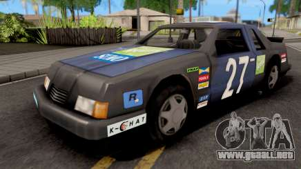 Hotring Racer GTA VC para GTA San Andreas
